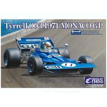 Tyrrell 003 - Ebbro 1/20 (= A Tamiya)