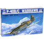 P40 Warhawk Trumpeter 1632 Caza Segunda Guerra Para Armar