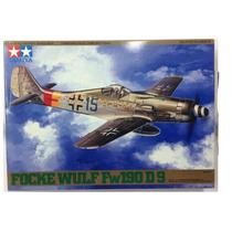 Focke Wulf Fw 190 D9 Tamiya 61041 Maqueta Caza En La Plata