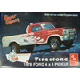 Amt 1/25 858 Firestone 1978 Ford Pick Up 4 X 4