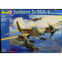 Revell 1/32 3988 Junkers Ju-88 A-4 With Bombs