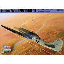 Focke Wulf Fw190 D11 Esc 1/48 Hobby Boss Maqueta