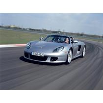 2b4275 Ta Porsche Carrera Gt * Original Regalo Vip Nuevo
