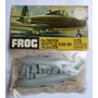 Avion Gloster Whittle E28/39 Pioneer Frog 1:72 Antiguo