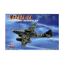 Hobby Boss 1:72 Me 262a-2a _milouhobby_