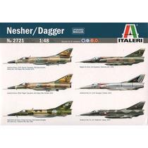 Italeri 1/48 2721 Nesher / Dagger Mirage 5 Malvinas