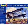 Gloster Gladiator Mk.1 Revell 1/72 Consultar Stock