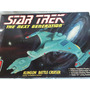 Star Trek Klingon Battle Cruiser Escale Model Kit Amt Ertl
