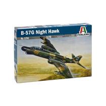 B57 G Nigth Hawk Canberra 1/72 Italeri 174 Para Aramar Nuevo