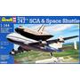 Boeing 747 + Space Shuttle + Calcas De Aerolineas Argentinas