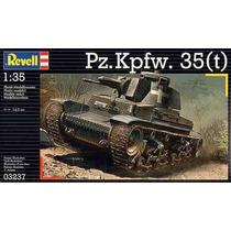 Pz. Kpfw 35(t) Tanque Alemán Maqueta Militar Para Armar 1/35