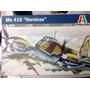 Me 410 Hornisse 1/72 Italeri 074 Bombardero Alemán La Plata