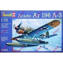Avion Arado Ar196 A-3 Seaplane P/armar 1:72 Kit Revell 03994
