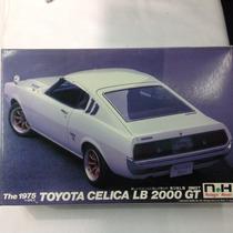 Toyota Celica Para Armar Maqueta Fujimi 1/24 Plastimodelismo