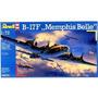 B17 Memphis Belle Bombardero Segunda Guerra Maqueta 1/72