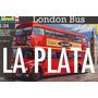 Revell 7651 Bus London Colectivo Ingles Para Armar La Plata