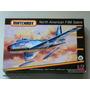 North American F-86 Sabre Matchbox 40028 Escala 1/72