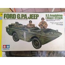 Tamiya 35043 Ford G. P. A. Jeep U. S. Amphibian