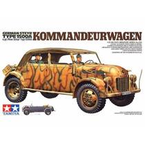 Steyr Tipe 1500 A -kommandeurwagen - Escala 1/35 Kit Tamiya