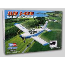 Zlin Z42m Avioneta Maqueta Hobbyboss 80231 Escala1/72