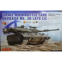 Meng 1/35 Ts-025 Israel Main Battle Tank Merkava Mk3d Late L