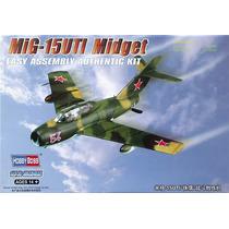 Mig-15uti Midget Hobby Boss 80262 Escala 1/72
