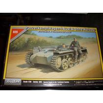 Tanque Alemán De Entrenamiento Pzkpfw I Ausf A Ohne