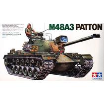M-48 A3 Patton- Escala 1/35 Kit Tamiya