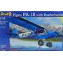 Avion Revell Piper Pa-18p/armar 1:32 Kit 04890