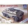 M- 20 Scout 6x6 - Escala 1/35 Kit Italeri -