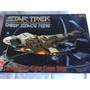 Star Trek Cardassian Galor Class Ship Ds9 Model Kit Amt Ertl
