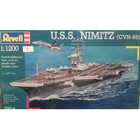Revell Uss Nimitz 05814 1:1200 Milouhobbies1