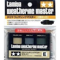 Tamiya 87098 Weathering Master E- Yellow Gray Green