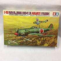 Antigua Maqueta Tamiya 61013 Avion Japonés Nakajima 1/48
