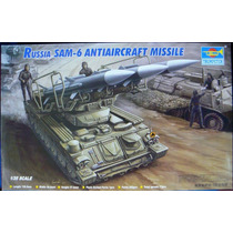 Trumpeter 1/35 361 Russia Sam-6 Antiaircraft Missile Gainful