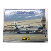Caravelle Air France Maqueta Escala 1/200 Avion Comercial