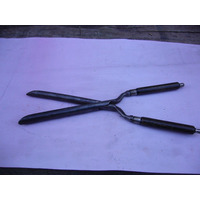 Antigua Pinsa Para Bucles ( Rulos)
