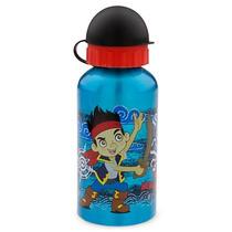 Botella De Agua Termo De Aluminio Disney Store: Jake Pirata