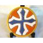 El Arcon Plato De Ceramica Shein Decorado A Mano 12013