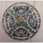 Plato Decorativo De Loza China Estilo Familia Rose