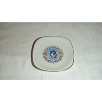 Plato Porcelana Verbano Policia Federal