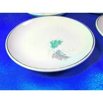 El Arcon Cuatro (4) Platos De Cafe Porcelana Hartford 6025
