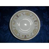 Plato De Café Porcelana Verbano P/reposición.microcentro-ave