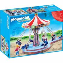Playmobil 5548 Parque Diversiones Carrousel - Mundo Manias