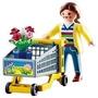 Playmobil 4638 Vendedora Del Flores La Horqueta