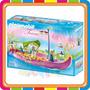Playmobil 5445 Barco De La Reina De Las Hadas - Mundo Manias