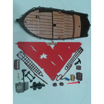 Barco Pirara De Los Playmovil. Incompleto