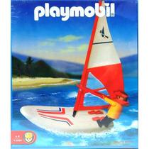 Playmobil 1-3584 Tabla Con Vela Y Motor Bunny Toys