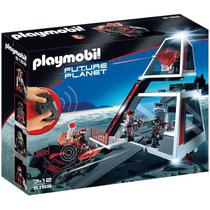 Playmobil 5153 Cuartel Future Planet Auto/control Infrarrojo