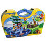 Playmobil 1 2 3 - 6792 Maletin Zoo Y Acuario Bunny Toys